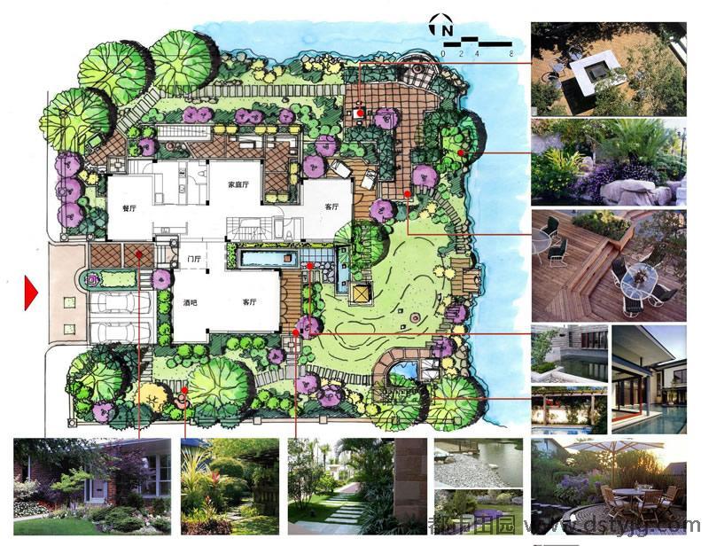 别墅方案设计